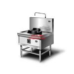 Bếp Á 1 họng Kiềng cao (bếp khò đơn)