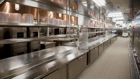 Dịch vụ – Tư vấn thiết kế bếp công nghiệp