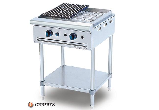 Bếp Nướng Than Nhân Tạo CRB2B