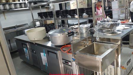 Bếp Nhà Hàng The GAL B Restaurant – Đà Nẵng
