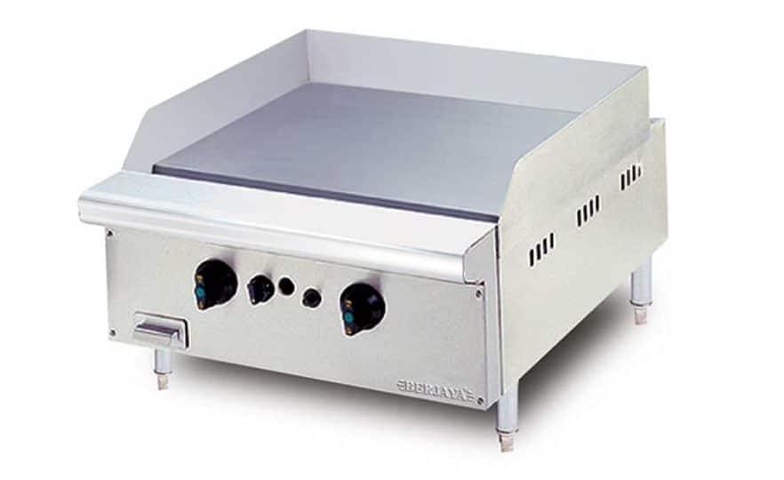 Bếp chiên bề mặt GG2B GG3B GG4B dùng gas