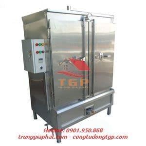 Tủ hấp cơm công nghiệp 80Kg