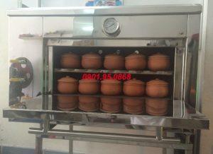 lò nấu cơm niêu inox