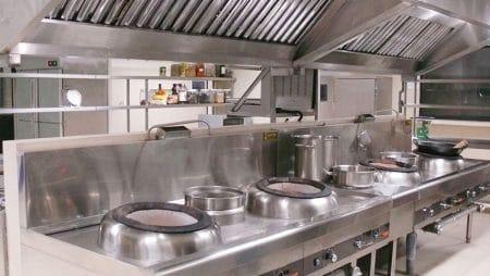 Thi Công – Lắp Đặt Bếp Công Nghiệp Nhà Hàng, Bếp Khách Sạn tại Đà Nẵng