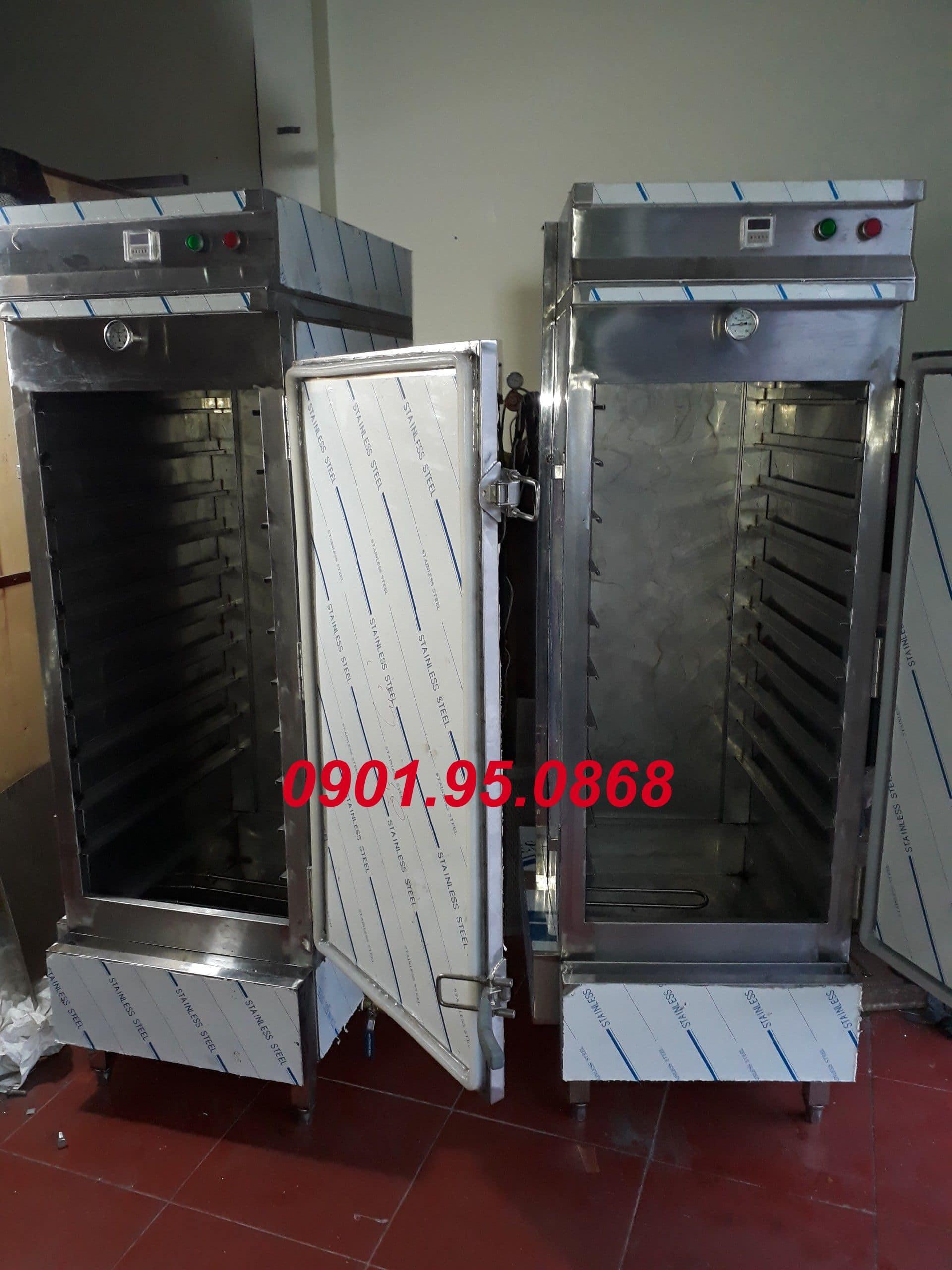Tủ nấu cơm 60Kg/lần nấu