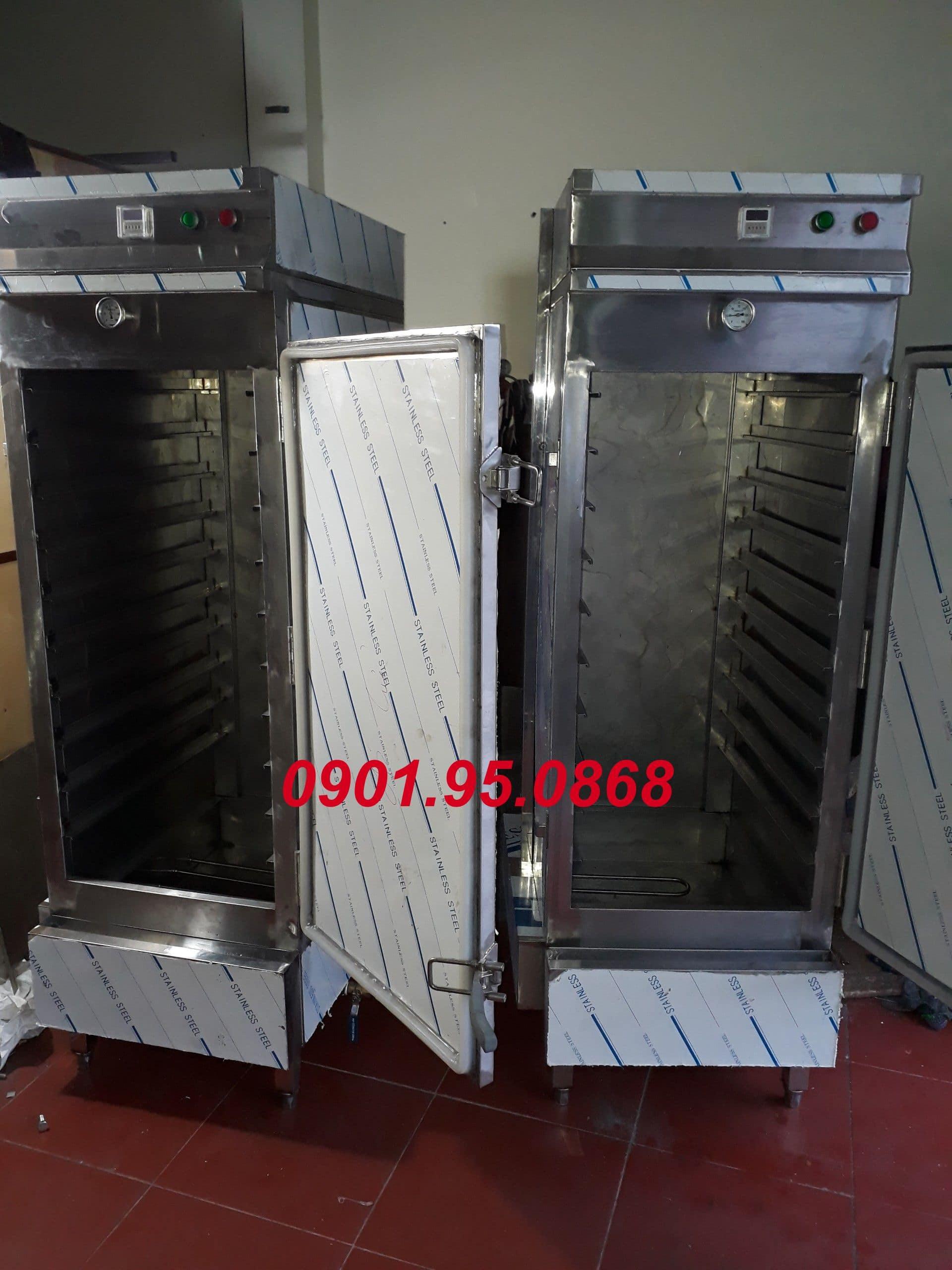 Tủ hấp cơm công nghiệp 30Kg