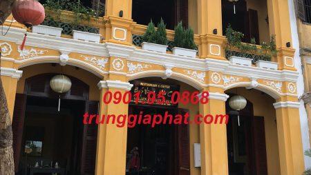 Nhà Hàng Bếp Vàng Phố Cổ 2 – Chùa Cầu, Hội An