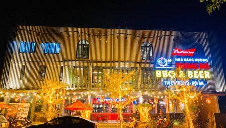 Hinoki Japanese BBQ – Nhà Hàng Nướng Thông Đỏ
