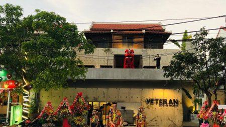 Nhà Hàng Hàn Quốc VETERAN