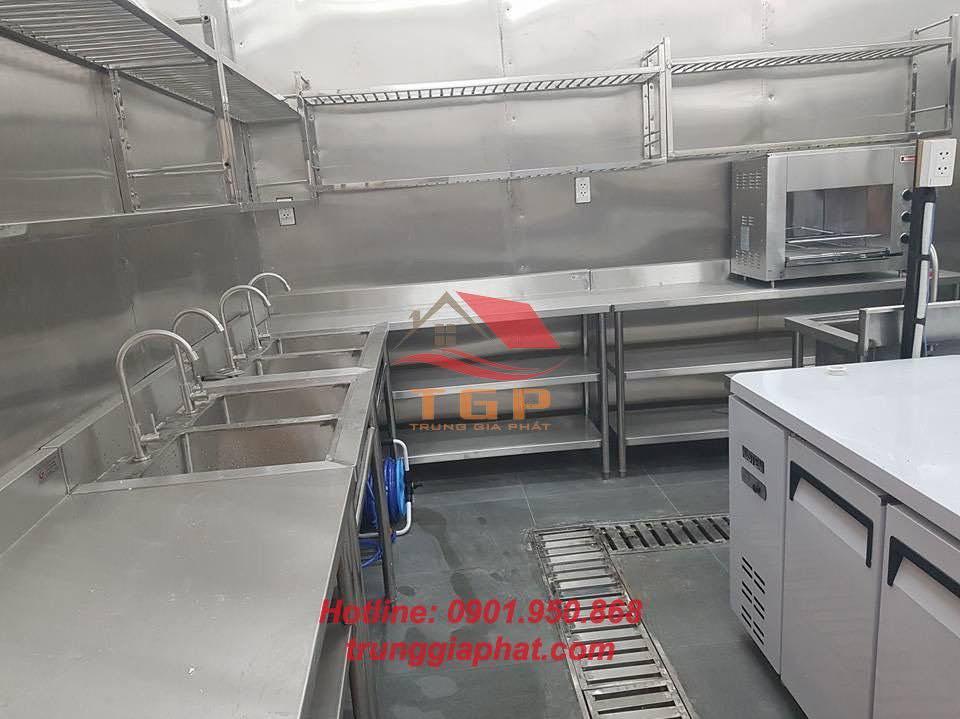 thiết bị bếp công nghiệp giá tốt