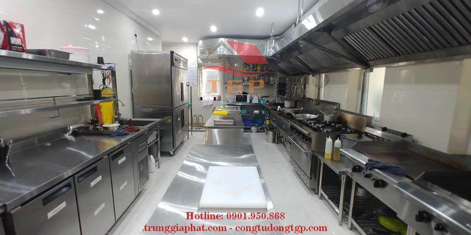 Mua bếp công nghiệp nhà hàng đà nẵng