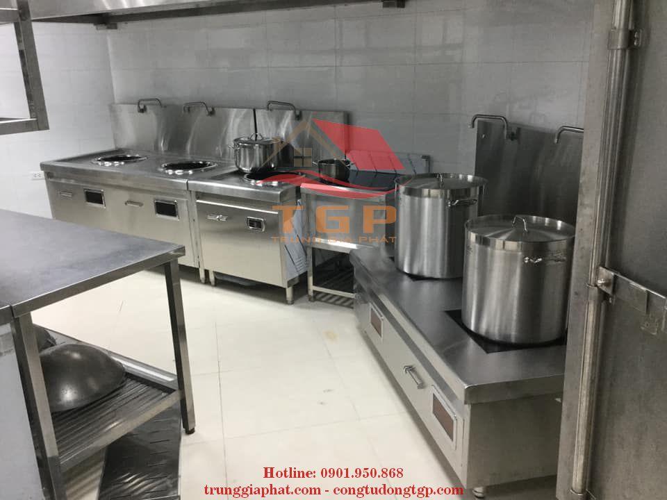 Mua bếp công nghiệp nhà hàng giá xưởng