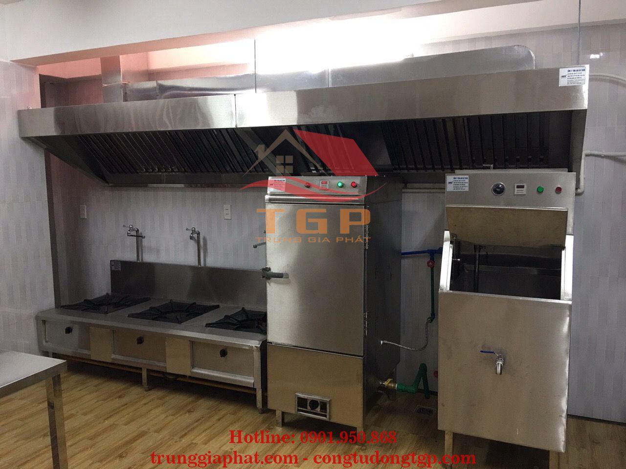 Thiết kế bếp ăn công nghiệp đà nẵng