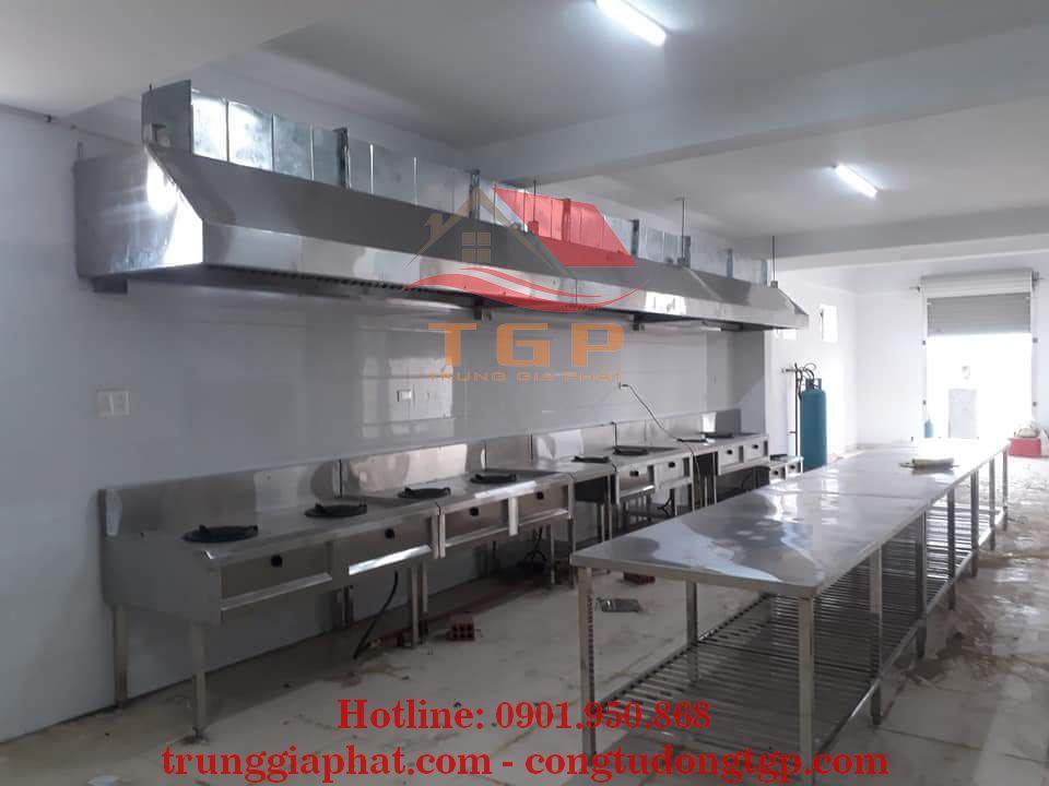 bếp inox công nghiệp đà nẵng